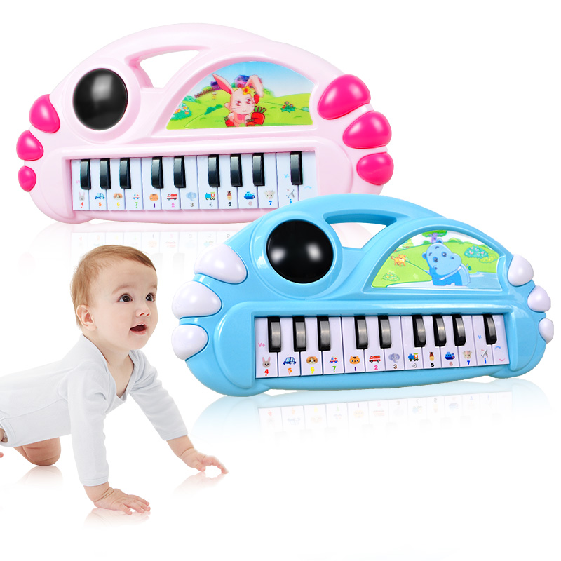 Music Kids Toys Toddler Toys  For Children Fisher Price Toys 1 Year Old Childrens Toys Instrumentos Musicales Para Niños