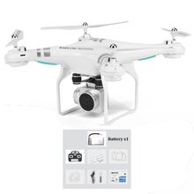 цена на SH5HD FPV Drone with 1080P WIFI Camera RC Quadcopter Live Video Altitude 2.4GHz 4 Channels 6 Axis Gyro RC Drone Helicopter