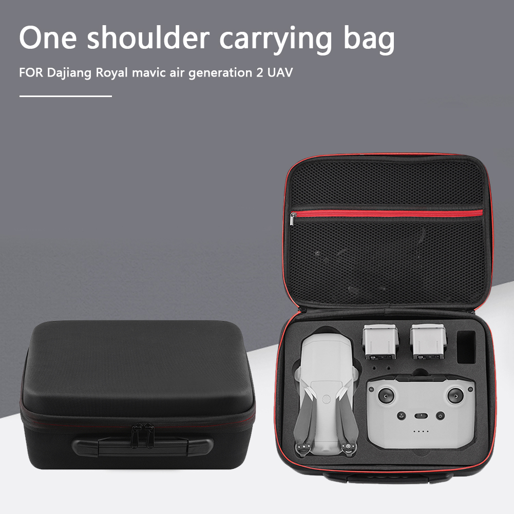 Portable Carrying Case with Shoulder Strap Travel Carry Case for DJI Mavic Air 2 Drone Hot sale Camera Drones Accessories image