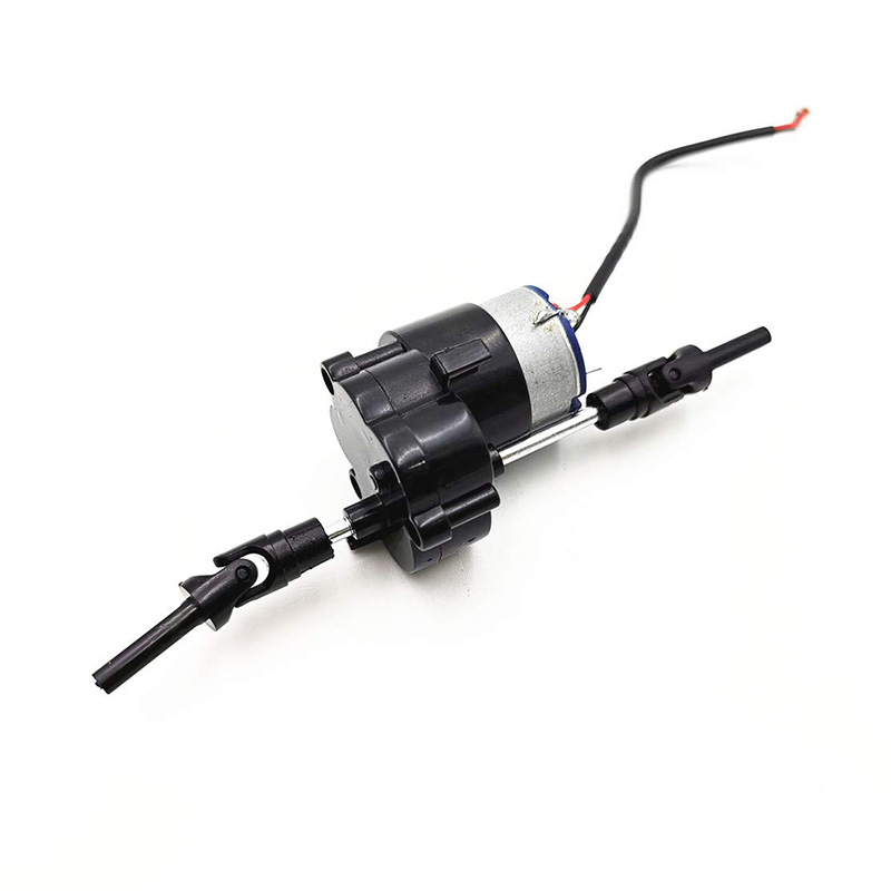 For MN D90 D91 D96 RC Car Spare Parts Upgrade 260 Motor Gearbox