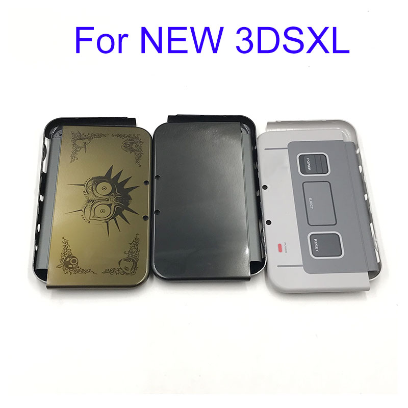 For Limited Housing Shell Case For New 3DS XL LL 2015 Front Back Faceplate For Nintendo New3DSXL