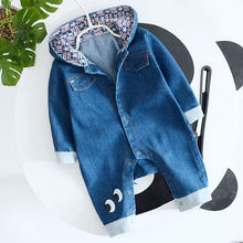 Одежда для новорожденных одежда с капюшоном маленьких девочек