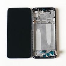 M & Sen Pantalla Amoled Original de 6,09 pulgadas para Xiaomi Mi A3 1906F9, pantalla LCD + MARCO DE Digitalizador de Panel táctil para Xiaomi Mi CC9e