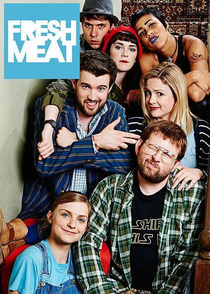 新生六居客 第一季 Fresh Meat Season 1