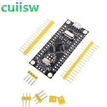 1 pces stm32f103c8t6 braço stm32 módulo de placa desenvolvimento do sistema mínimo para arduino