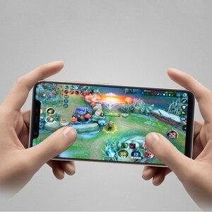 Image 2 - Matte Gehärtetem Glas Für Xiaomi Mi 8 8SE 8PRO 8 lite Frosted Anti blue Ray Screen Protector Für Xiao mi 8 pro Schutz Glas