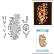 JOY Metal Cutting Dies Stencil For DIY Scrapbooking Embossing Album Paper Card Making Craft Decor yaminsannio deer dies metal cutting dies new 2019 for card making scrapbooking diy album decor paper craft stencil for die cut