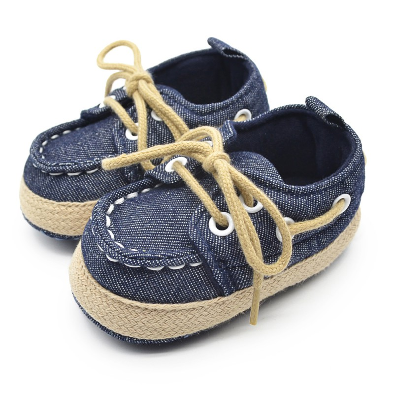 Newborn Baby Boy Girl Soft Sole Crib Laces Sneaker Prewalker Multicolor Beautiful Shoes Bottom Footwear Heart-shaped Comfortable