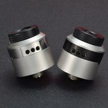Coilturd AN RDA 24mm 304 SS Single Coil or Dual Coils Rebuilding Electronic Cigarette Atomizer vs Dead Rabbit V2 nightmare rda