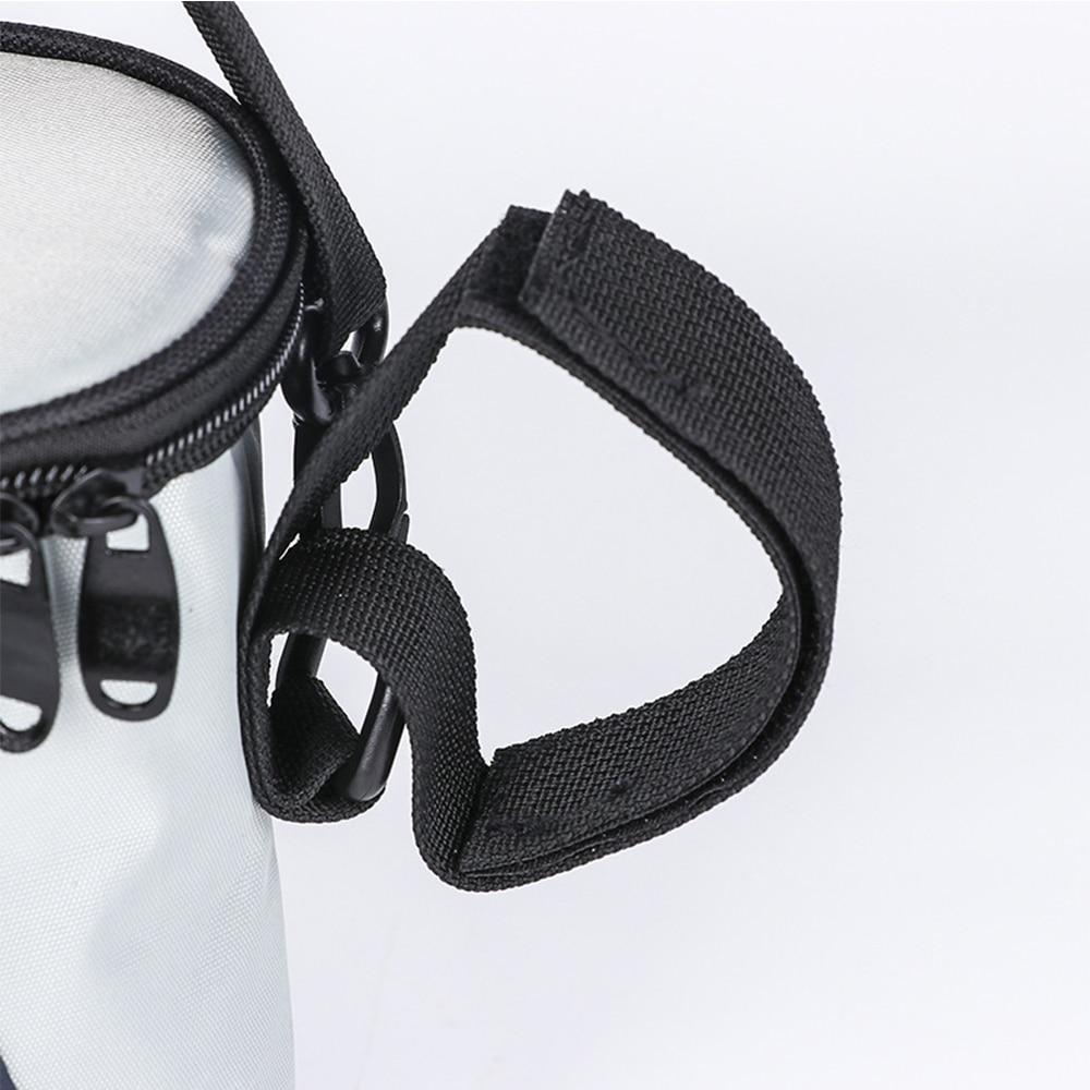 Сумка из узорчатой ткани мультфильм Детские коляски сумка органайзер мешок пеленки сумки для подгузников коляски для коляски тележка крючок для корзин Аксессуары для колясок 6