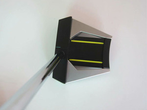 Image 1 - BIRDIEMaKe 골프 클럽 팬텀 X6STR 퍼터 팬텀 X6STR 골프 퍼터 헤드 커버가있는 33/34/35 인치 스틸 샤프트