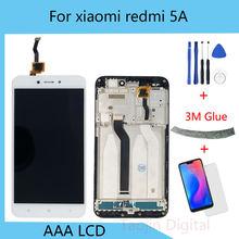 Сенсорный ЖК дисплей с рамкой для xiaomi redmi 5a