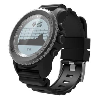 IP68 waterproof sport smart watch S968 GPS smartwatch heart rate monitor multiple sport model thermometer men wearable devices