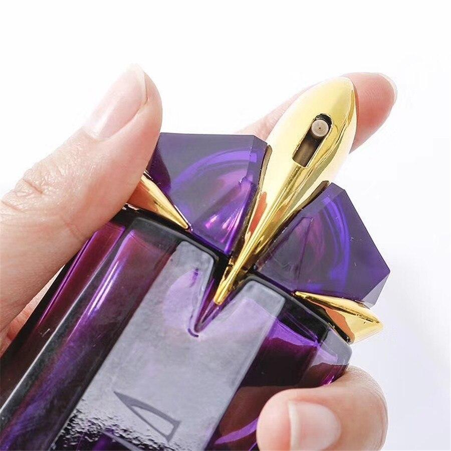 LAIKOU 90ML Marca Original Mulheres Fragrância do Perfume de Longa Duração Para O Sexo Feminino Feminilidade Natural Senhora Garrafa de Vidro Atomizador Parfum