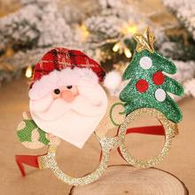 Christmas Decorations Cartoon Old Man Snowman Christmas Children Holiday Party C