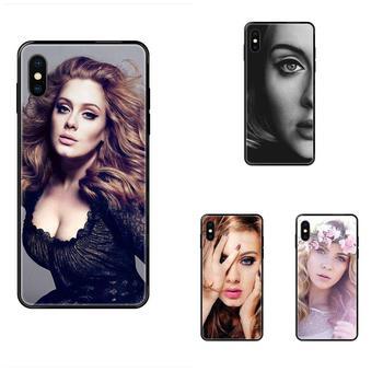 Для Galaxy Note 4 8 9 10 20 Plus Pro J6 J7 J8 M30s M80s Ultra 2016 2017 2018 мягкий чехол из ТПУ с художественным принтом горячий певец звезда Адель