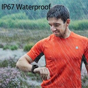 Image 5 - Bluetooth Headphone Sport Earphones M1 AI Smart Watch Heart Rate Monitor Smart Wristband Long Time Standby Fitness Bracelet