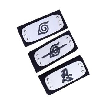 Naruto Halloween prezent dla dzieci Kakashi głowa z przebranie na karnawał akcesoria zabawki rekwizyty Hitachi Mingyue anime pałąk rekwizyty tanie i dobre opinie Nakrycia głowy Kostiumy Unisex Poliester 12cm