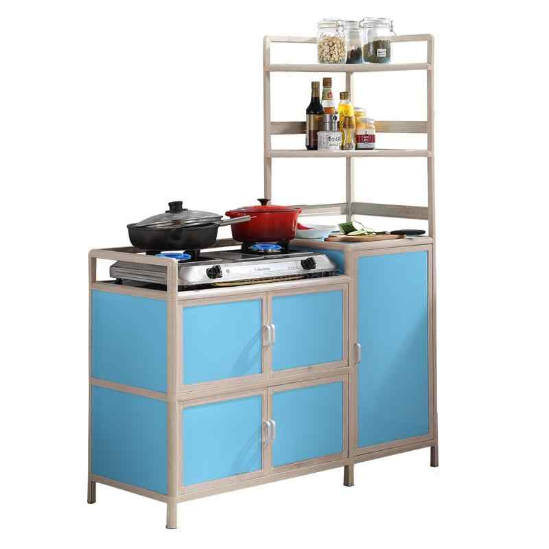 Stove Cabinet Gas Gas Cabinet Cabinet Simple Assembly Economical Simple Cabinet Stove Kitchen Cabinet Aliexpress
