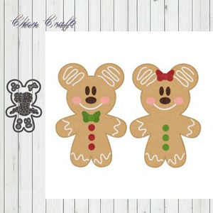 Metal Cutting Dies New 2019 Baby bear Crafts Die Cuts For DIY Scrapbooking Paper Cards Decorations Embossing(China)