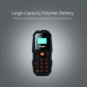 Image 2 - M60 codzienne wodoodporne telefony bluetooth mini dialer telefony komórkowe Dual sim GSM wytrzymałe telefony komórkowe 550mAh latarka pk J8 J9 KK1 m5