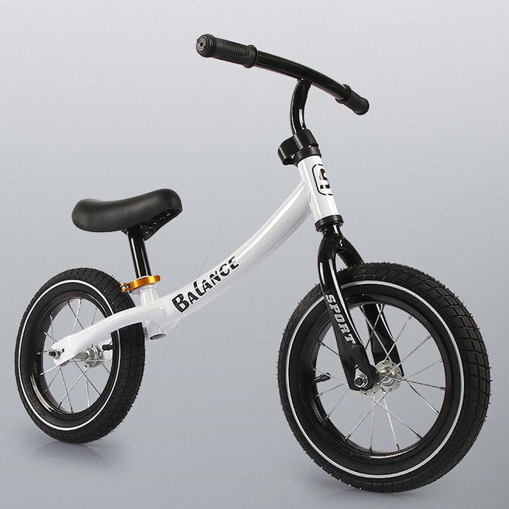 The new pneumatic tire balance child foot scooter car without a child car walker yo Innrech Market.com