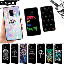 Bring Me the Horizon Dust Silicone Soft Case for Samsung A3 A5 A6 Plus A7 A8 A9 A10 A20 A30 A50 A10S A30S A50S
