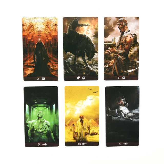 Tarot Z Deck Cards by Alejandro Colucci The Zombie Apocalypse Card Game Divination