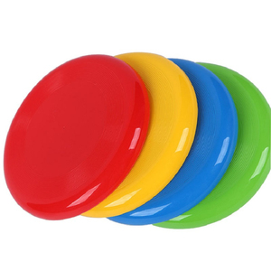 Multicolor Plastic Beach Flying Discs Golf Ultimate Discs Outdoor Family Fun Time Water Sports Kids Gift Boys Toy Flying Disc
