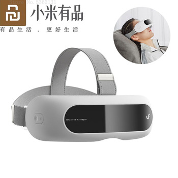 Youpin LF Eye Massager Hot Compress Heated Simulation Massage Fatigue Relieve Wireless Smart Eye Mask Therapy Glasses With Music