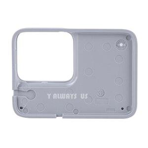 Image 3 - ZESTAW DO NAPRAWIANIA dla płyta przednia GoPro w celu uzyskania płyty czołowej nowy oryginalny przedni Panel pokrywa dla GoPro Hero 7 czarny/biały/ srebrny
