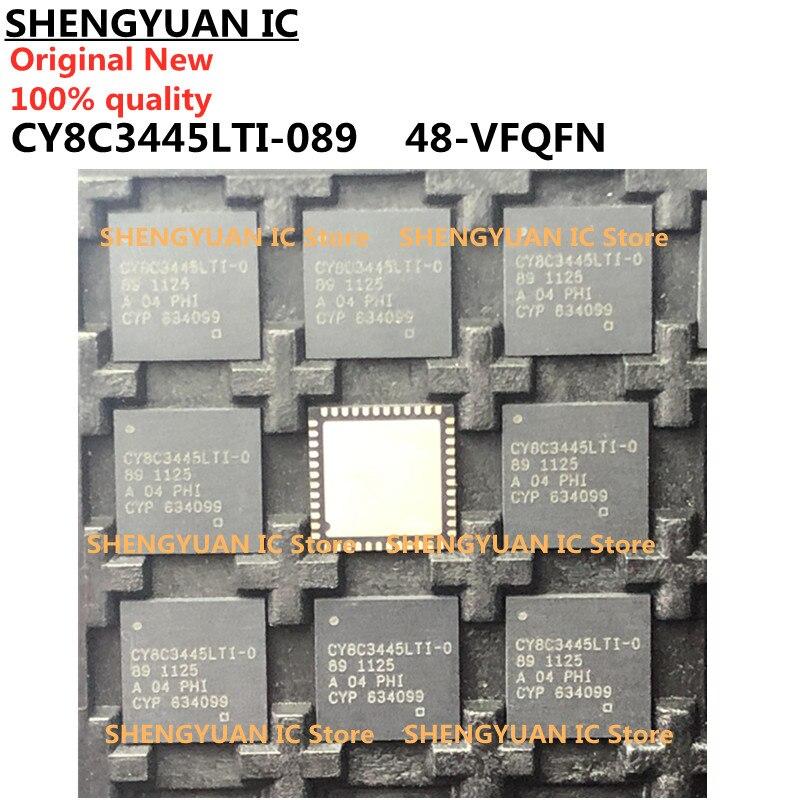 1 pièces/lot CY8C3445LTI-089 CY8C3445LTI-0 CY8C3445LTI CY8C3445 système Programmable sur puce (PSoC) Original nouveau 100% qualité