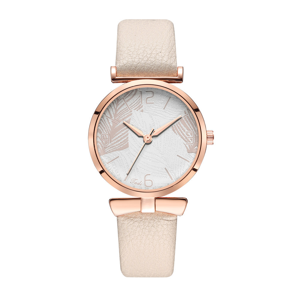 2020 Ladies Watch Women Clock Quartz Casual Wrist Watches Women Watch New Fashion Leather Strap Elegant Relogio Feminino Relojes