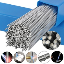 20/30/40/50PCs No Need Solder Powder Aluminum Welding Rod 1.6/2MM Brazing Low Temperature Aluminum Solder Soldering Rod