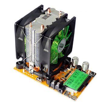180W Electronic Load Tester USB Adjustable Testing Module Power Meter  G8TB