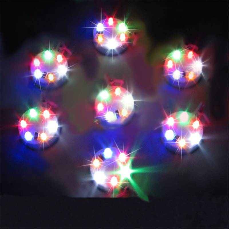 6 Headbrand Lamp Switch Kite Lights Shinning Led Light For Large Kites With Switch Night Lantern Decoration Christmas