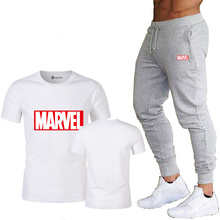 Marvel superhero t-shirt avengers men and women casual t-shirt fashion brand men's t-shirt cotton short-sleeved summer suit marvel comics ant man logo mens black t shirt superhero antman print t shirt men summer style fashion top tee
