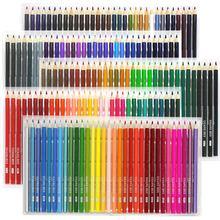 160/180 цветные деревянные карандаши для рисования набор масляных