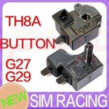 Для logitech g27 g29 g923 кнопка переключения передач Расширенный