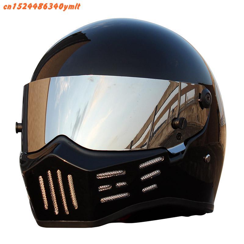 DIY CRG ATV 8 personalizado pegatina De Simpson la motocicleta De carreras De casco De cara completa F1 Capacete De Moto en Cascos Motorrad - 4