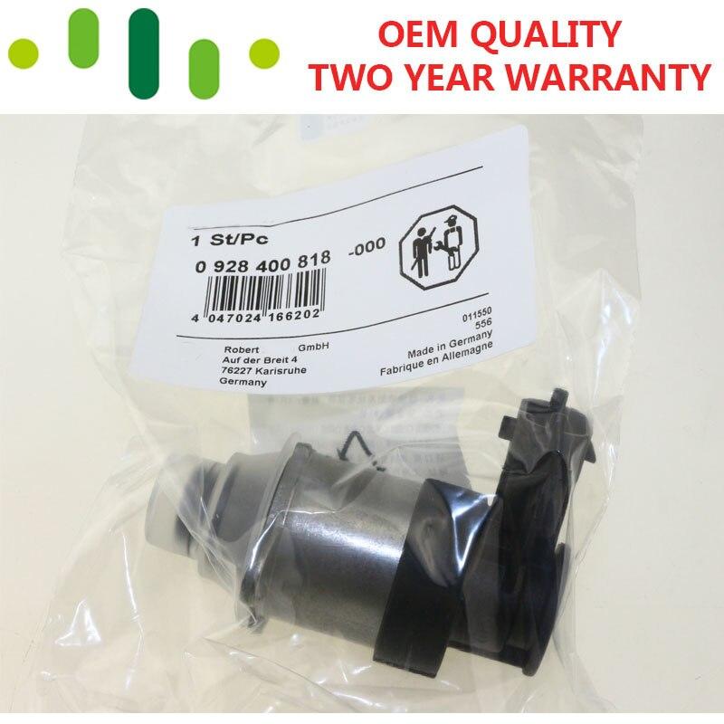 0 928 400 818 haute qualité pompe d'injection de carburant régulateur régulateur de contrôle électrovanne pour pompe à injecteur 0445025014 0445025020