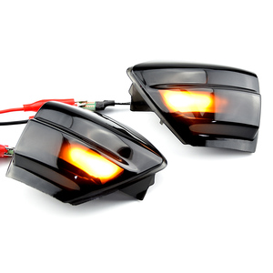 Image 2 - LED Dynamic Side Mirror Sequential Indicator Blinker Light For Ford S Max 2007 2014 C Max 2011 2019 Kuga C394 2008 2012