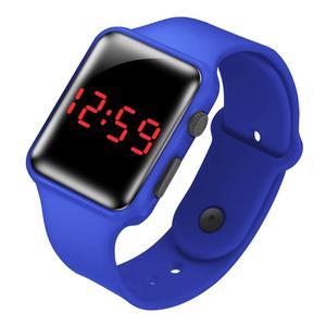 Children's LED Watch Zegarek Relojes Wristwatch Relogio Feminino Reloj Digital Electronic Boys Girls Kids Watches Montre Orologi