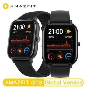 Image 5 - Global Version Amazfit GTSสมาร์ทนาฬิกาHuami GPS Professionalกันน้ำSmartwatch 12โหมดกีฬาHeart Rate Android IOS