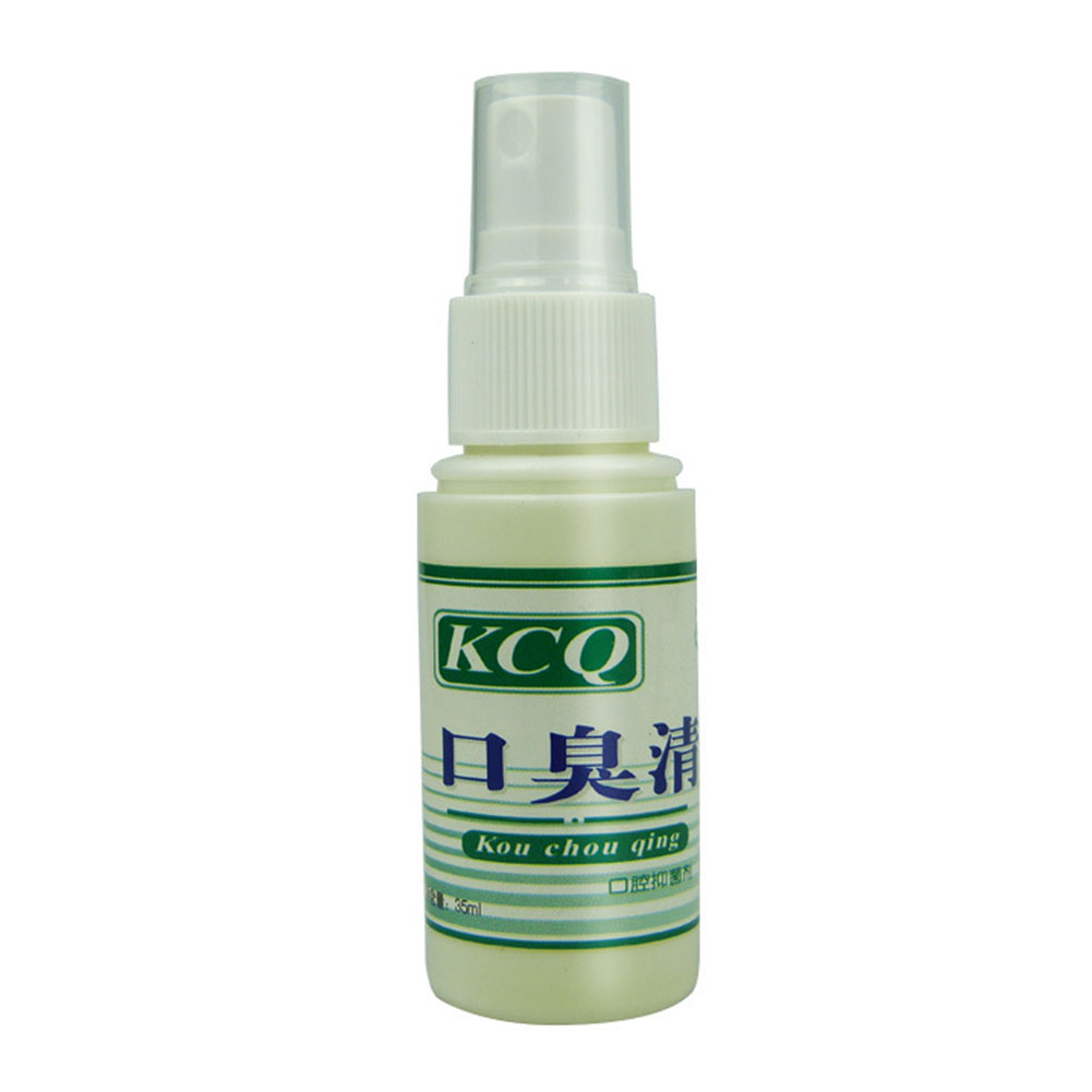 Grass Coral Oral Spray Improve Breath Oral Odor Natural Herbal Mouth Freshener Antibacterial Oral Spray Freshener