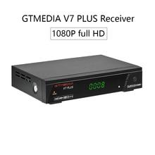 GTmedia V7 Plus Combo DVB-T2 DVB-S2 Satellite Receiver Suport Cccam H.265 PowerVu Biss Key Ccam Newam Youtube in stock freesat v7 combo satellite receiver dvb s2 dvb t2 support powervu biss key cccam newcam youtube alphabox x4 freesat v7