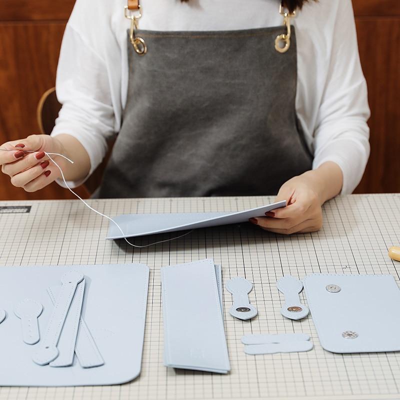 Big SaleÖBags Hardware-Accessories Bag-Bottoms Crossbody-Strap-Set Handmade Women with DIY Messenger-Bag
