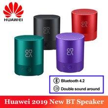 Huawei mini alto-falante bluetooth 4.2 cm510 honra alto-falante micro usb portátil sem fio sistema de som ip54 à prova dwaterproof água