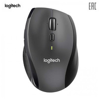Mouse Logitech 910 001949 Computer Peripherals wireless gaming mice mouses for a laptop PC M705 Marathon 1000dpi 2.4 GHz/USB