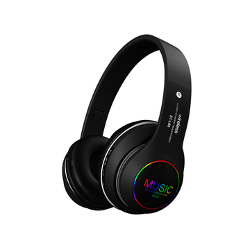Wireless bluetooth headset 5.0 for sports music games calls.